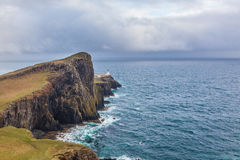 Nest Point - Isle of Skye, Scotland Stock Photography