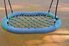 Nest swing seat royalty free stock images