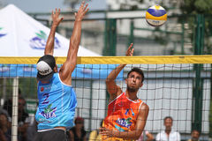 Nestea Pro Beach Tour Kalamis Open Stock Images