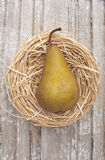 Nested Pear Royalty Free Stock Photo