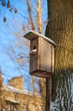 Nesting box Stock Photo