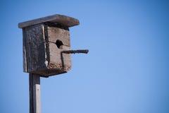 Nesting box; Royalty Free Stock Photography