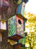 Nesting-box Stock Images