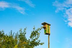 Nesting box Royalty Free Stock Photography
