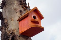 Nesting box Stock Images