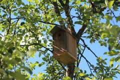 A nesting box. Royalty Free Stock Photos