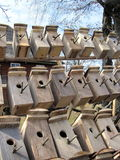 Nesting-boxes Stock Images