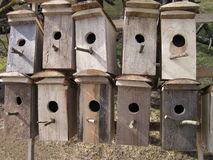 Nesting-boxes Royalty Free Stock Photo