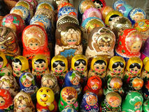 Free Nesting Dolls Royalty Free Stock Photos - 205388