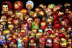 Nesting dolls Royalty Free Stock Photo