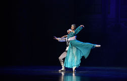 """Nestle- ballet """"One Thousand and One Nights"""" Stock Images"""