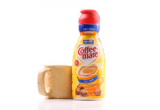 Nestle Coffee Mate Creamer Royalty Free Stock Images
