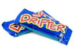 Nestle drifter Zdjęcie Stock