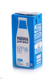 Nestle milk product shot Royalty Free Stock Images