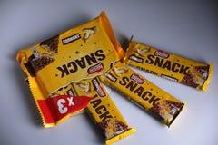 Nestle-Snackbar lizenzfreies stockfoto