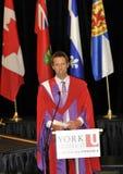 NESTOR HONORARY DOCTOR DEGREE Stock Photo