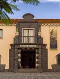 Nestor Museum in Gran Canaria Spanje Stock Foto