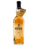 Nestville enkel trummawhisky royaltyfri bild