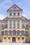 Nesvizh城堡 图库摄影