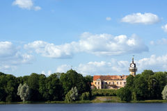 Nesvizh Castle Stock Image
