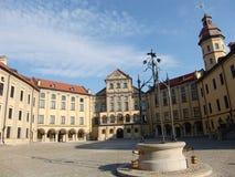 Nesvizh Castle (Belarus) Royalty Free Stock Image