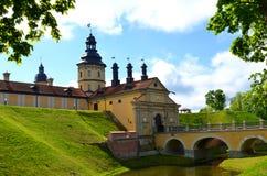 Nesvizh Castle in Belarus Stock Photography