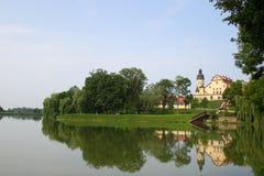 Nesvizh Castle. Belarus Royalty Free Stock Photography