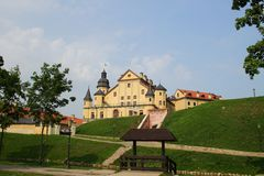 Nesvizh Castle. Belarus Royalty Free Stock Photos