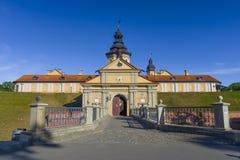 Nesvizh Castle Royalty Free Stock Image