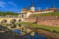 Nesvizh Castle Royalty Free Stock Images
