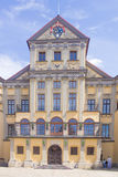Nesvizh castle Stock Photography