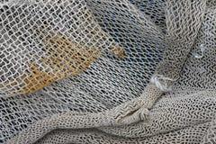 Net 01. Fishing net stock image