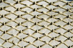 Net. Detail used as background Royalty Free Stock Images