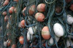 Net. Fishingnet Royalty Free Stock Photo