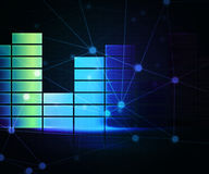 Net Abstract Background Royalty Free Stock Photo
