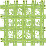Net of bamboo Stock Photography