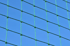 Net with blue sky Stock Photos