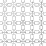 Net of chain in light design Royalty Free Stock Photos