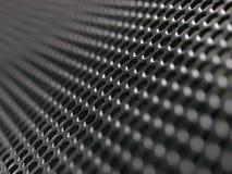 Net circle texture. Metal net circle texture background Stock Images