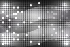 Net disco background Royalty Free Stock Images