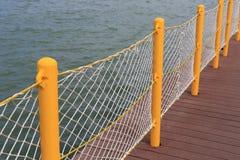 Net fence Stock Photos