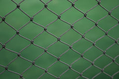 Net football for background Stock Photos