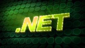 NET Funkeln-Schein-Text vektor abbildung