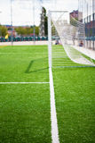 Net Goal Background Royalty Free Stock Images