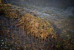 Net and mud Stock Photos