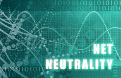 Net Neutrality Stock Image