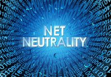 Net Neutrality Concept Stock Images