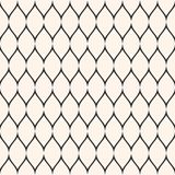 Net seamless pattern. Vector texture of fabric, fishnet, web, mesh, lace. Net pattern. Vector seamless texture with thin wavy lines, mesh, fabric, fishnet, web Stock Image