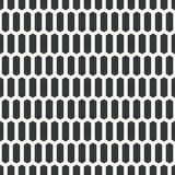 Net seamless abstract pattern monochrome or two colors vector. N Royalty Free Illustration