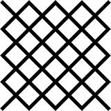 Net, seamless pattern, black net Stock Photo
